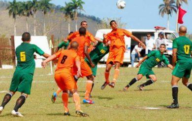 Expreso futbolístico se rompió en Santo Domingo