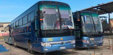 Suspenden transportación de pasajeros desde y hacia Santa Clara