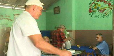 Garantías en la alimentación de los acogidos al sistema de la familia en Ranchuelo