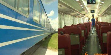 A partir de este 12 de noviembre se restablece la salida de los trenes nacionales de pasajeros