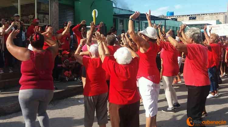 En Villa Clara han sido múltiples las actividades para celebrar el Día del corazón.