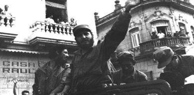 Rememorarán en Cuba caravana libertaria encabezada por Fidel Castro