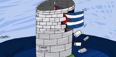 """Cuba en Datos: """"Contar"""" el bloqueo"""
