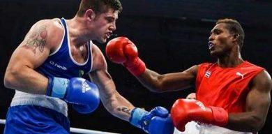 Boxeadores cubanos no pierden tiempo