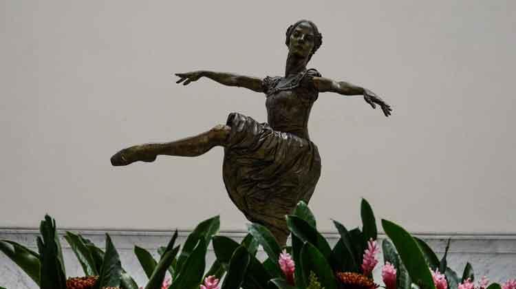 Alicia Alonso marcó un hito en la historia del ballet cubano.Foto: acn