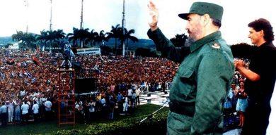 «Resistencia de Cuba es monumento a obra infinita de Fidel»