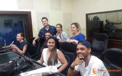 Los jóvenes de Telecubanacán