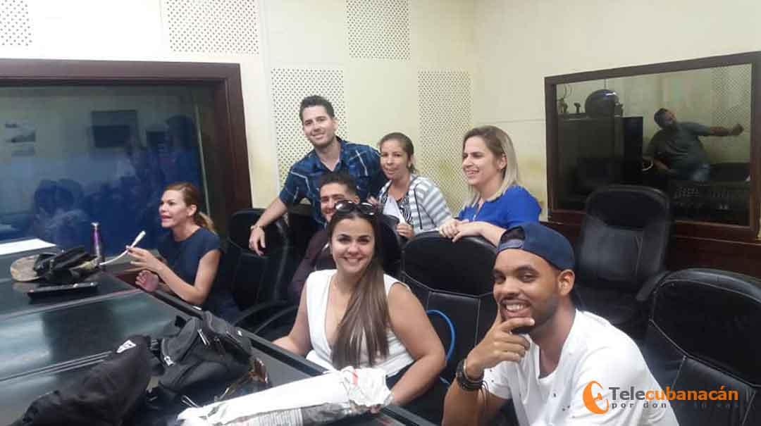 jóvenes Telecubanacán