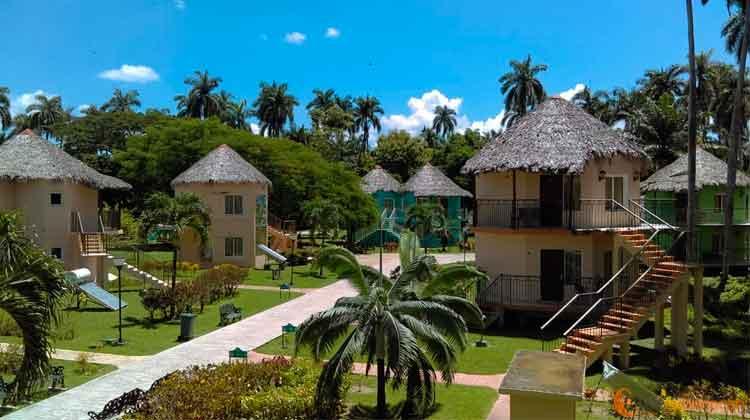 Villa La Granjita, perteneciente a la cadena cubanacán