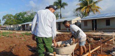 La construcción de viviendas con máxima prioridad en la Estrategia de desarrollo local