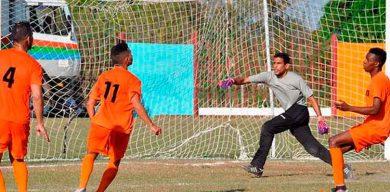 Fútbol nacional: habaneros salen cabizbajos de Zulueta