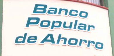 Con un mejor semblante celebra el Banco Popular de Ahorro su cumpleaños 37