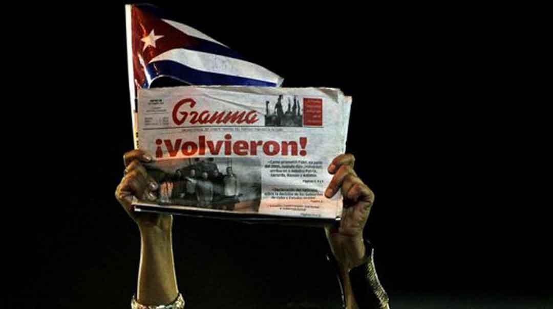 Los Cinco en casa. Foto: Irene Pérez/ Cubadebate.