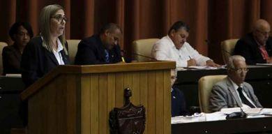 Aprueban en Cuba la Ley de Presupuesto del Estado para 2020