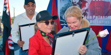 Efectúan en Villa Clara acto por el Día del Constructor