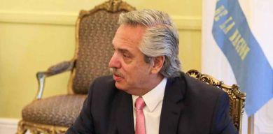 Presidente argentino se reúne hoy con empresariado y sindicatos