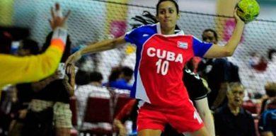 Aciago debut para Cuba en Mundial de balonmano femenino