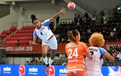 Segunda derrota para Cuba en Mundial de balonmano