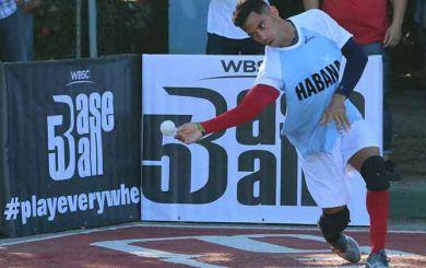 Baseball5 defininirá su campeón en Santiago de Cuba