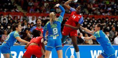 Cuba cae ante Eslovenia en Mundial de balonmano