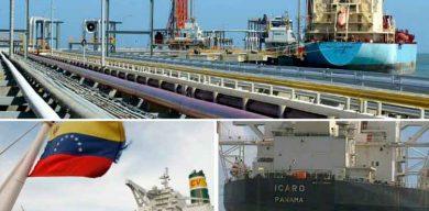 Trump sanciona buques por transportar petróleo de Venezuela a Cuba