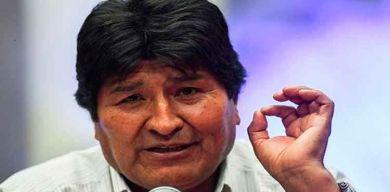 Evo Morales afirma que aún es presidente de Bolivia según la Constitución