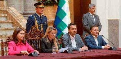 Gobierno golpista de Bolivia expulsa a embajadora de México y cónsul de España