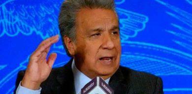 Más del 80% de los ecuatorianos rechaza a Lenín Moreno