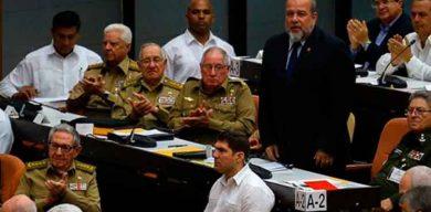Manuel Marrero Cruz designado Primer Ministro de Cuba