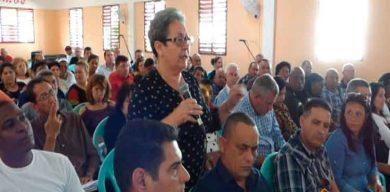 Efectuado Pleno del Partido en Villa Clara