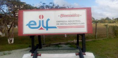 Analiza Empresa Industrial de Instalaciones Fijas desempeño en el año precedente