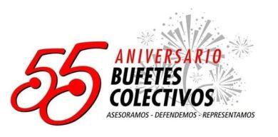 Celebran Bufetes Colectivos aniversario 55 de su creación