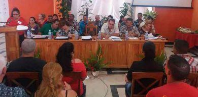 Contraen nuevos compromisos campesinos dominicanos
