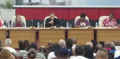 Desarrolla el Inder en Villa Clara análisis de su trabajo en 2019