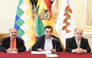 Gobierno Bolivia anuncia suspensión de relaciones diplomáticas con Cuba