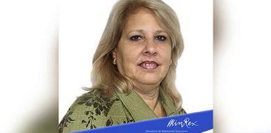 Ana Teresita González Fraga: nueva Viceministra Primera de Comercio Exterior de Cuba