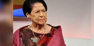 Falleció la heroína Asela de los Santos, destacada educadora cubana