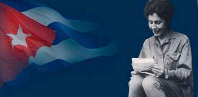 Evoca Díaz-Canel recuerdo de heroína cubana Celia Sánchez
