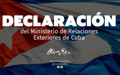 MINREX: Por la paz en Colombia: compromiso, coherencia y responsabilidad