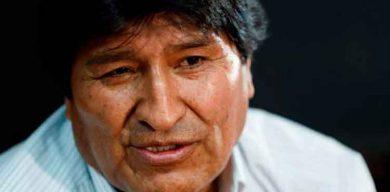 Evo advierte de nuevo golpe de Estado en Bolivia