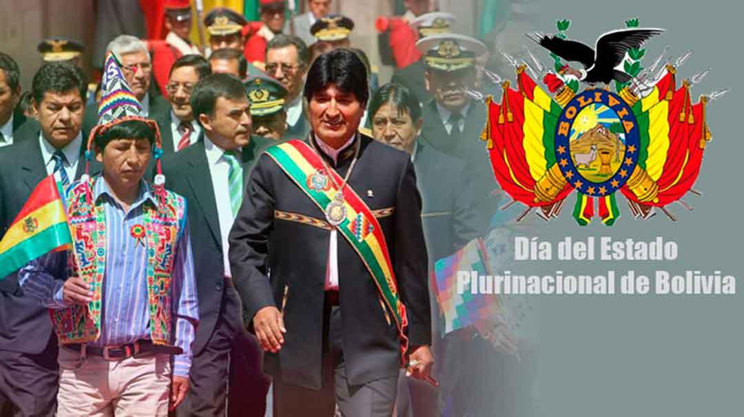 Foto: @evoespueblo, Cubadebate