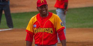 Freddy Asiel, único villaclareño en pre-selección de béisbol