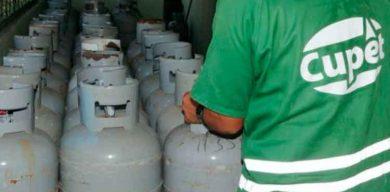 Continúa la venta de gas licuado en tiempos de pandemia
