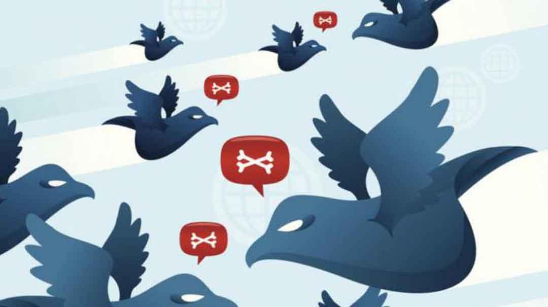 Articulados con los espacios digitales contrarrevolucionarios, miles de cuentas falsas lanzan su mensaje al público de la Isla.