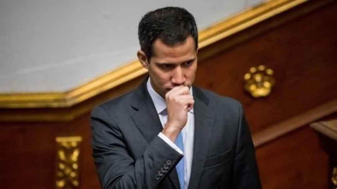 Juan Guaidó. Foto: EFE