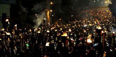 De fuego pintarán la noche de este lunes los jóvenes: Marcha de las Antorchas por Cuba y con Martí