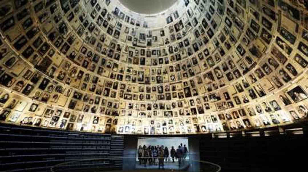 El Foro Mundial del Holocausto recuerda cada año a las víctimas del nazismo Autor: Twitter