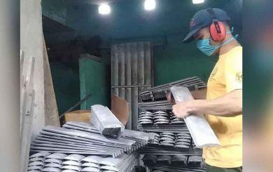 Extenderán experiencia villaclareña en la confección de carpintería de aluminio