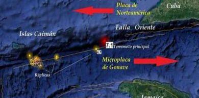 Nuevas réplicas suceden en Cuba tras sismo del martes