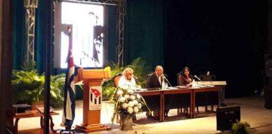 En Villa Clara: Sesión solemne de la Asamblea Provincial del Poder Popular (Video)